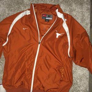 Nike Texas On-Field Windbreaker Jacket